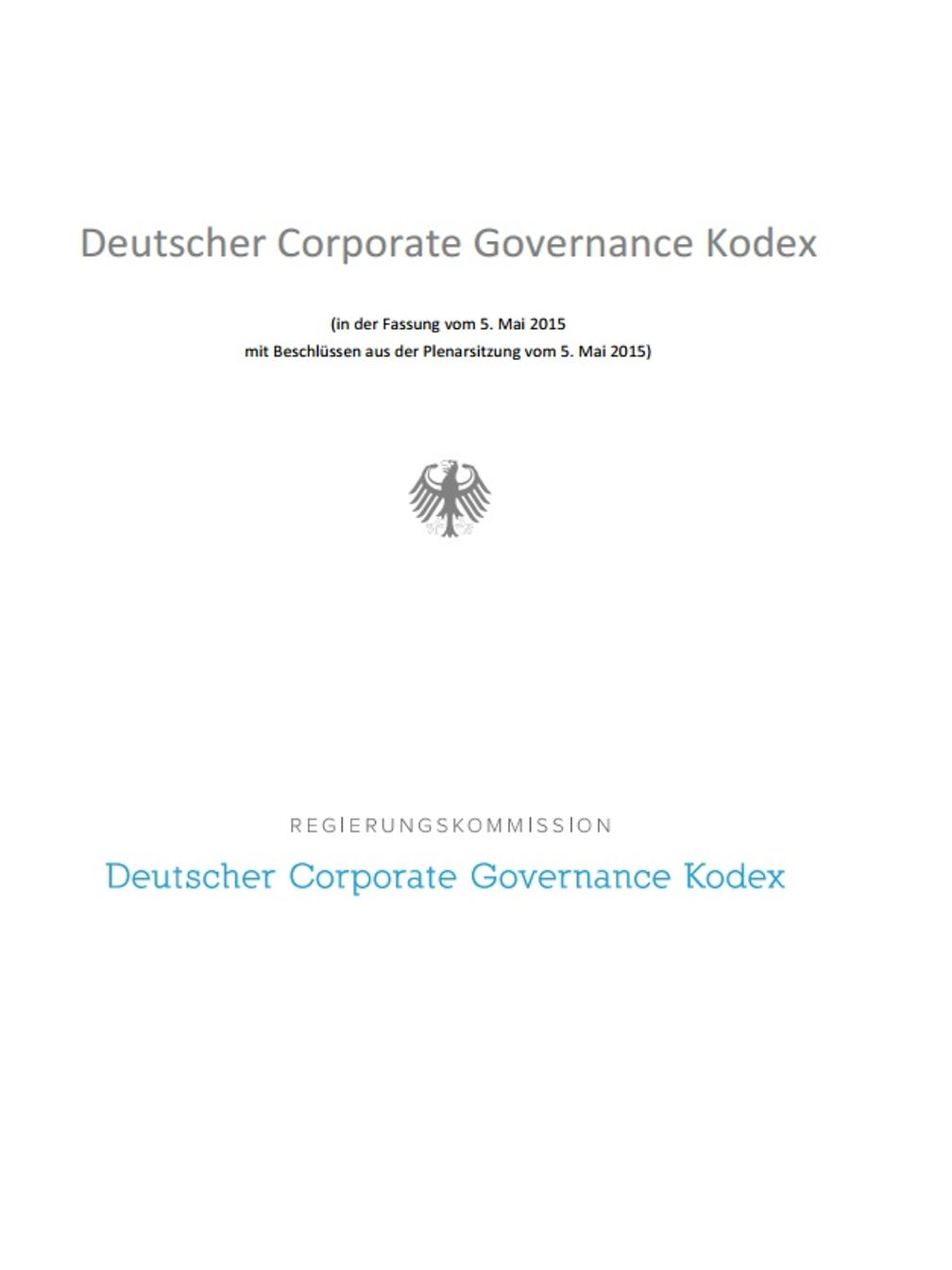 Picture Corporate Governance Report