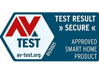 Test seal from AV-Test