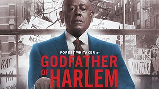 "Oscar-Preisträger Forest Whitaker als Gangsterboss ""Bumpy"" Johnson in Godfather of Harlem – Staffel 2."